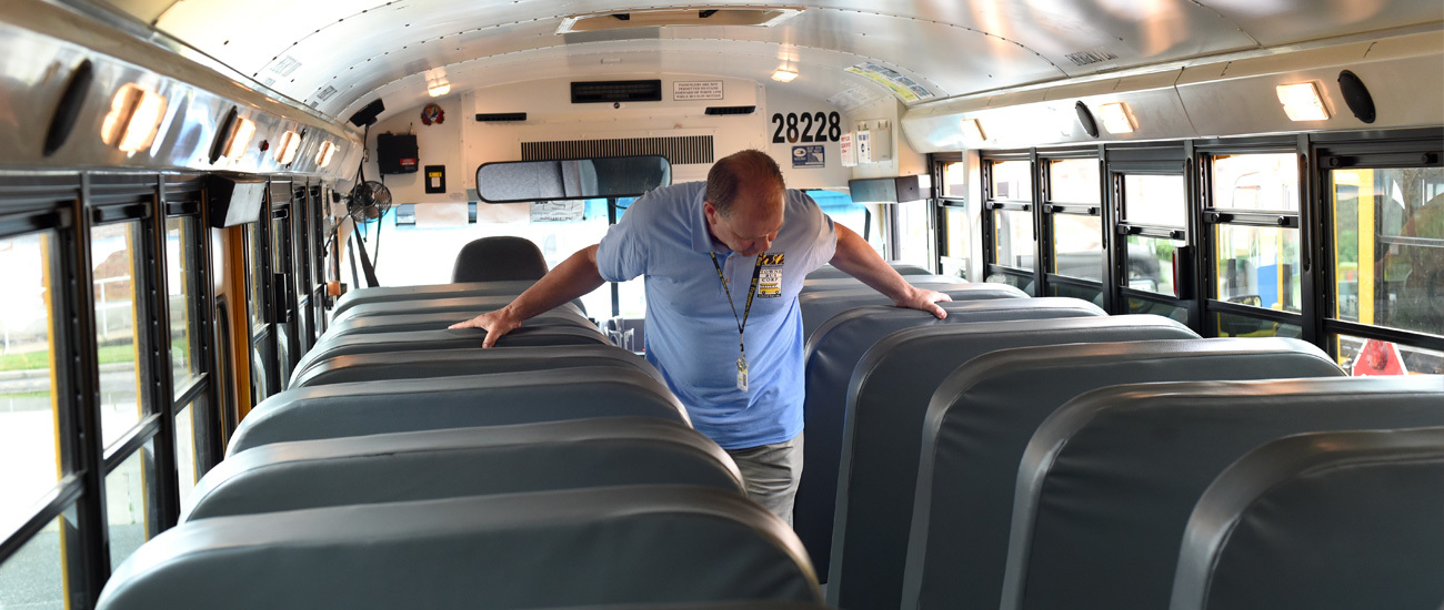 Pre Trip Bus Inspection We Transport