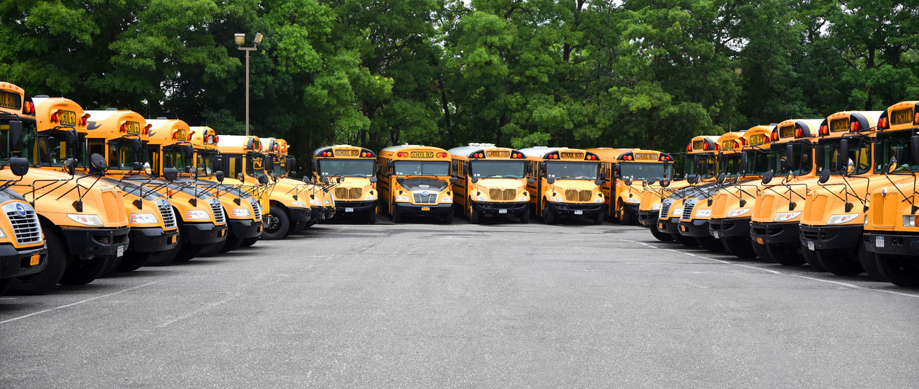 We Transport Buses Yard