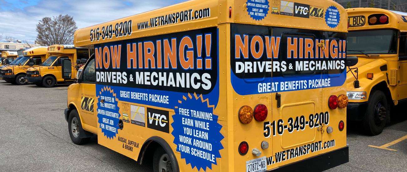 We Transport Mobile Advertising
